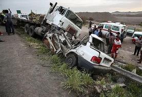 مرگ ۱۲۲ نفراز عابران پیاده در تصادفات رانندگی در ۶ ماهه نخست امسال