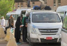 فرمانده انتظامی کرمانشاه:زائران از مرز خسروی به کشور بازگردند