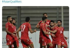 تمجید AFC از عملکرد بحرین مقابل ایران+عکس