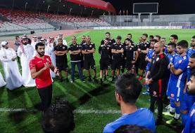نقش پررنگ رئیس کمیته المپیک بحرین در پیروزی مقابل ایران