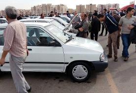 قیمت روز خودرو سه شنبه ۲۳ مهر؛ بازگشت آرامش به خودروهای سایپا