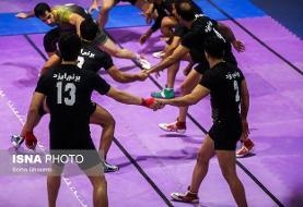 کاپیتان تیم ملی کبدی جوانان: با همه مشکلات طلای جهان را میگیریم