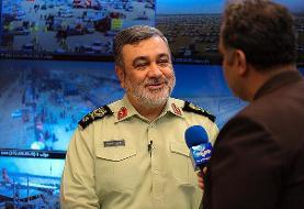 یک میلیون و ۵۰۰ هزار نفر از زائران ایرانی در عراق هستند