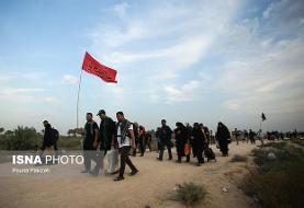 امدادرسانی اورژانس به ۳۰۰هزار زائرایرانی و خارجی اربعین