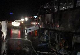 ۳۵ کشته و زخمی به دنبال حادثه برای عمرهگذاران در مدینه منوره