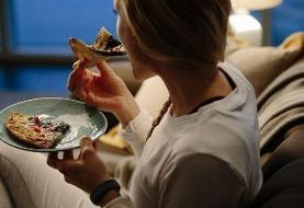 آیا دیر غذا خوردن باعث چاقی میشود؟