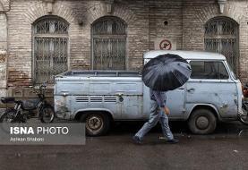 ورود سامانه بارشی به کشور از شنبه