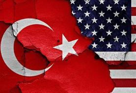 رئیس جمهور ترکیه از سوی آمریکا تحریم شد