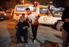 انتقال هوایی ۱۱۰ زائر بستری شده در بیمارستانهای مرزی به تهران و شیراز