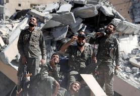 ورود ارتش سوریه به شهر رقه