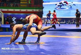 برتری تیم دانشگاه آزاد مقابل رعد پدافند نوشهر