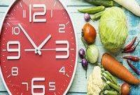 زمان درستِ خوردن محبوب&#۸۲۰۴;ترین خوردنی&#۸۲۰۴;ها