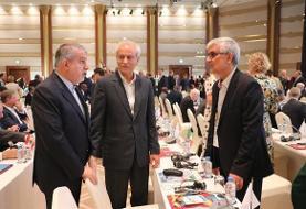 حضور مقامات کمیته ملی المپیک ۲۰۴ کشور در مجمع عمومی ANOC