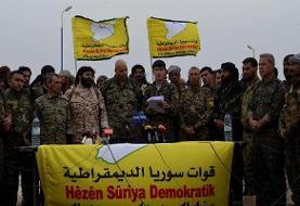 استقبال کردهای سوریه به توافق ترکیه و آمریکا بر سر توقف جنگ