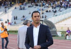 پاشازاده بعد از صعود استعفا کرد