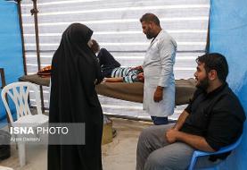 اعزام ۷۳ زائر ایرانی به بیمارستانهای عراق در ۲۴ ساعت گذشته