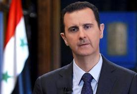 بشار اسد: با حمله ترکیه در هر منطقهای از سوریه مقابله خواهیم کرد