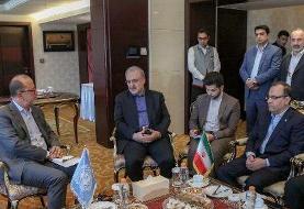 وزیر بهداشت: تولید ۲ واکسن جدید در دستورکار ایران
