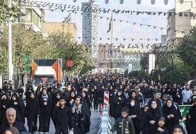 تمهیدات دستگاههای اجرایی برای پیادهروی اربعین در تهران