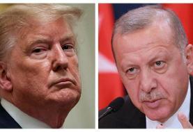 رسانههای ترکیه: اردوغان نامه ترامپ را به سطل آشغال انداخت