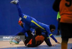 پیروزی مدعیان قهرمانی در هفته دهم لیگ فوتسال بانوان
