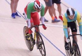 سهمیه المپیک دوچرخه سواری قطعی شد