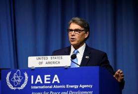 استعفای وزیر انرژی آمریکا