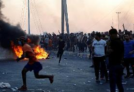 رویترز: تک تیراندازان مورد حمایت ایران معترضان عراقی را هدف میگرفتند