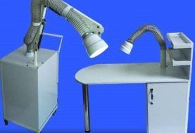 تصفیه هوای آرایشگاههای زنانه و آزمایشگاهها با دستگاه فیلتراسیون سیار