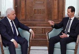 بشار اسد: با حمله ترکیه در هر منطقهای از سوریه مقابله میکنیم