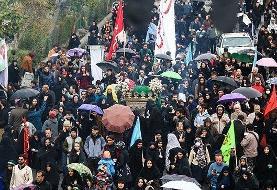 برپایی ۱۰۰ موکب در مسیر راهپیمایی جاماندگان اربعین در تهران | اعلام مسیرهای سهگانه
