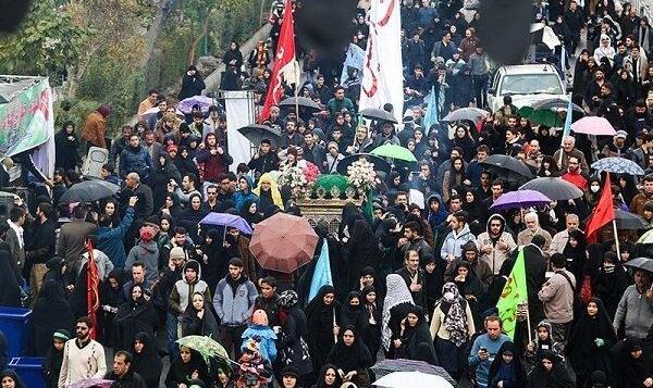 برپایی ۱۰۰ موکب در مسیر راهپیمایی جاماندگان اربعین در تهران | اعلام ...