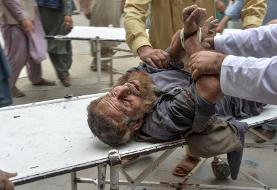 افغانستان مظلوم باز غرق در خاک و خون: انفجار در هنگام نماز جمعه مسجد ننگرهار دستکم ۱۰۰ کشته و زخمی برجا گذاشت