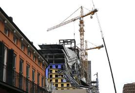 Plans pushed back to explode 2 cranes in New Orleans