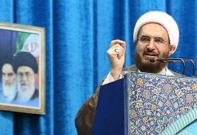 امام جمعه تهران: اربعین اسم رمز شیعیان است