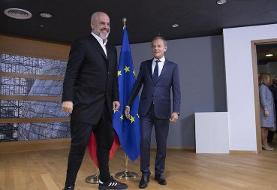 آلبانی و مقدونیه در انتظار پر کردن جای خالی انگلیس در اتحادیه اروپا