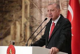 هشدار تازه اردوغان به نیروهای کرد در شمال سوریه
