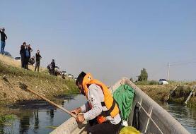 غرق شدن دو نفر در گتوند