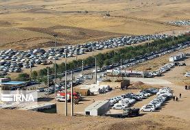 زائران از مرز خسروی به ایران بازگردند