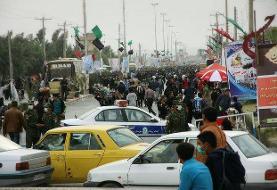 آمادهباش پلیس راهور برای موج آخر بازگشت زائران/ رصد تخلفات اتوبوسهای ایرانی در عراق
