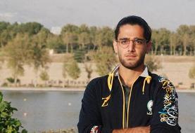 مدال برنز قایقرانی ماراتن آسیا برای یک ایرانی