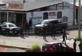 درگیری مسلحانه در مکزیک چندین کشته برجا گذاشت