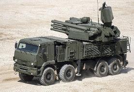 ایران سامانه ای دفاعی مشابه پانتسیر روسیه می سازد