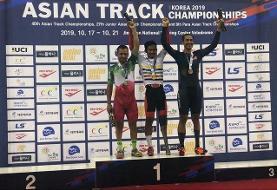 مدال نقره ایران در دوچرخهسواری پارا آسیا/ ملیپوشان به فینال آسیا نرسیدند