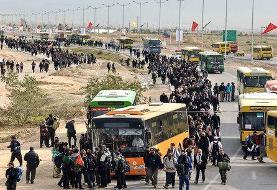ترافیک نیمه سنگین و پرحجم در محورهای مرزی غرب کشور