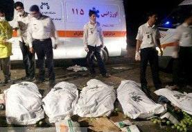 ۷۷ زائر ایرانی در مراسم اربعین فوت کردند |حوادث رانندگی بیشترین عامل ...