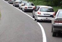 ترافیک سنگین در جاده&#۸۲۰۴;های شمال
