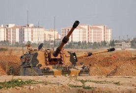 حمله دوباره ترکیه به شمال سوریه بعد از آتش بس