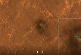 ثبت تصاویری دیدنی از سیاره سرخ توسط ناسا