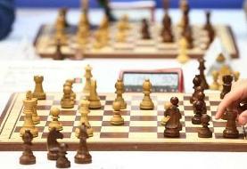 نماینده شطرنج ایران صدرنشین شد